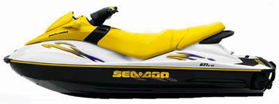 Sea-Doo GTI Le 2005