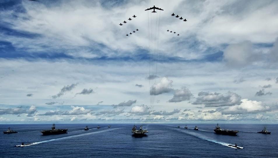 Hạm Đội Tàu Sân Bay Mỹ