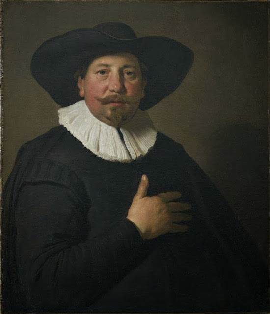 Jacob Adriaensz. Backer - Portrait of a Man