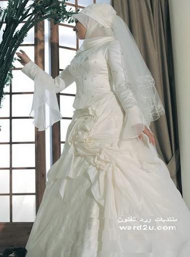 فساتين زفاف موديلات راقيه