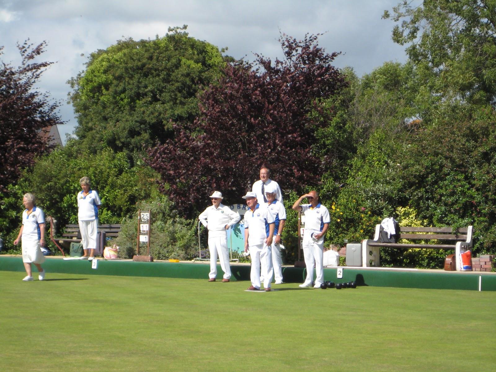 Iford Bridge Bowling Club