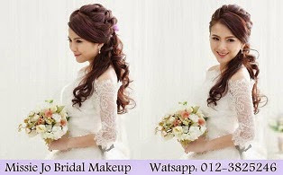 Missie Jo Bridal Makeup