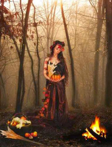 Decorations And Activities For Mabon