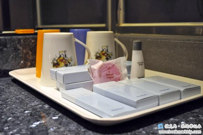 墾丁福華渡假飯店盥洗用品