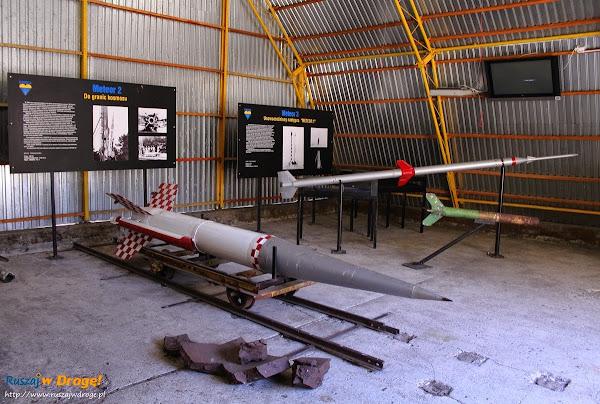 rakiety meteorologiczne Meteor - Rąbka koło Łeby