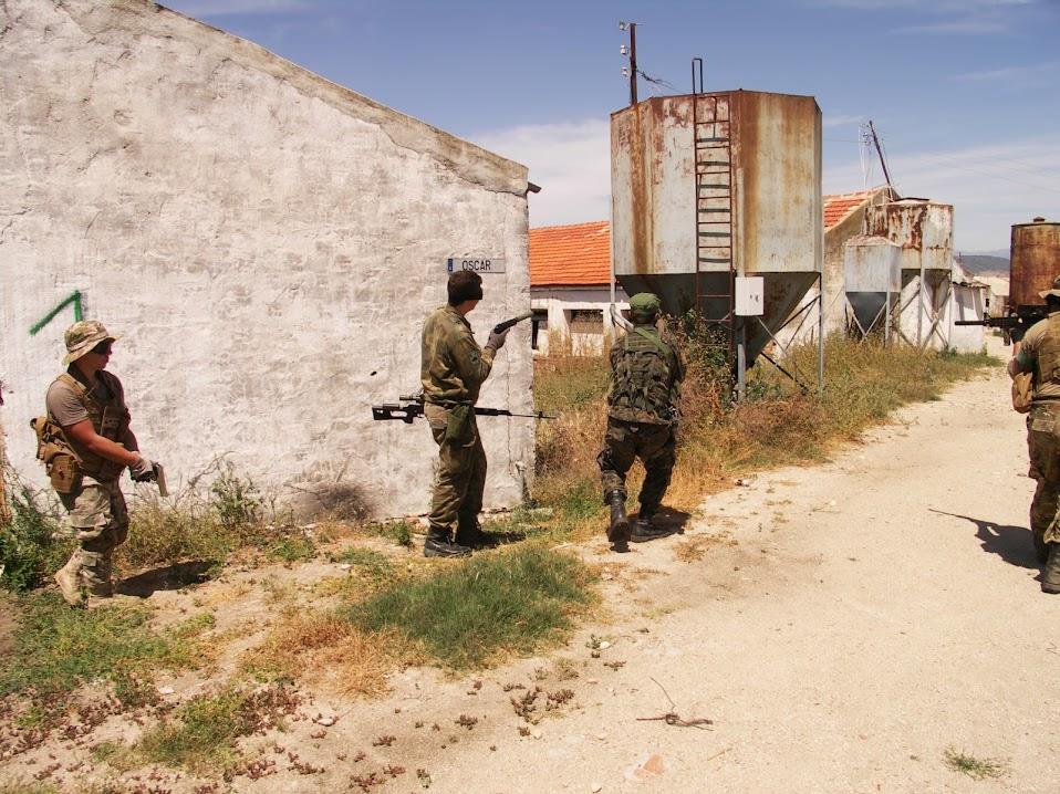 """Fotos de """"THE FINAL WAR"""". La Granja. 23-06-13 PICT0099"""