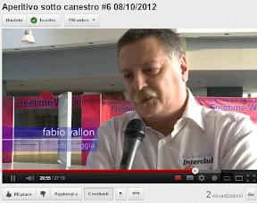 Trieste: 6a puntata di Aperitivo sotto Canestro