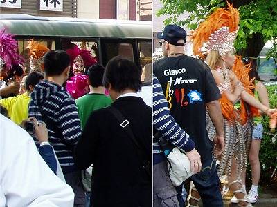 大泉ブラジリアンデー・フェスティバル サンバ