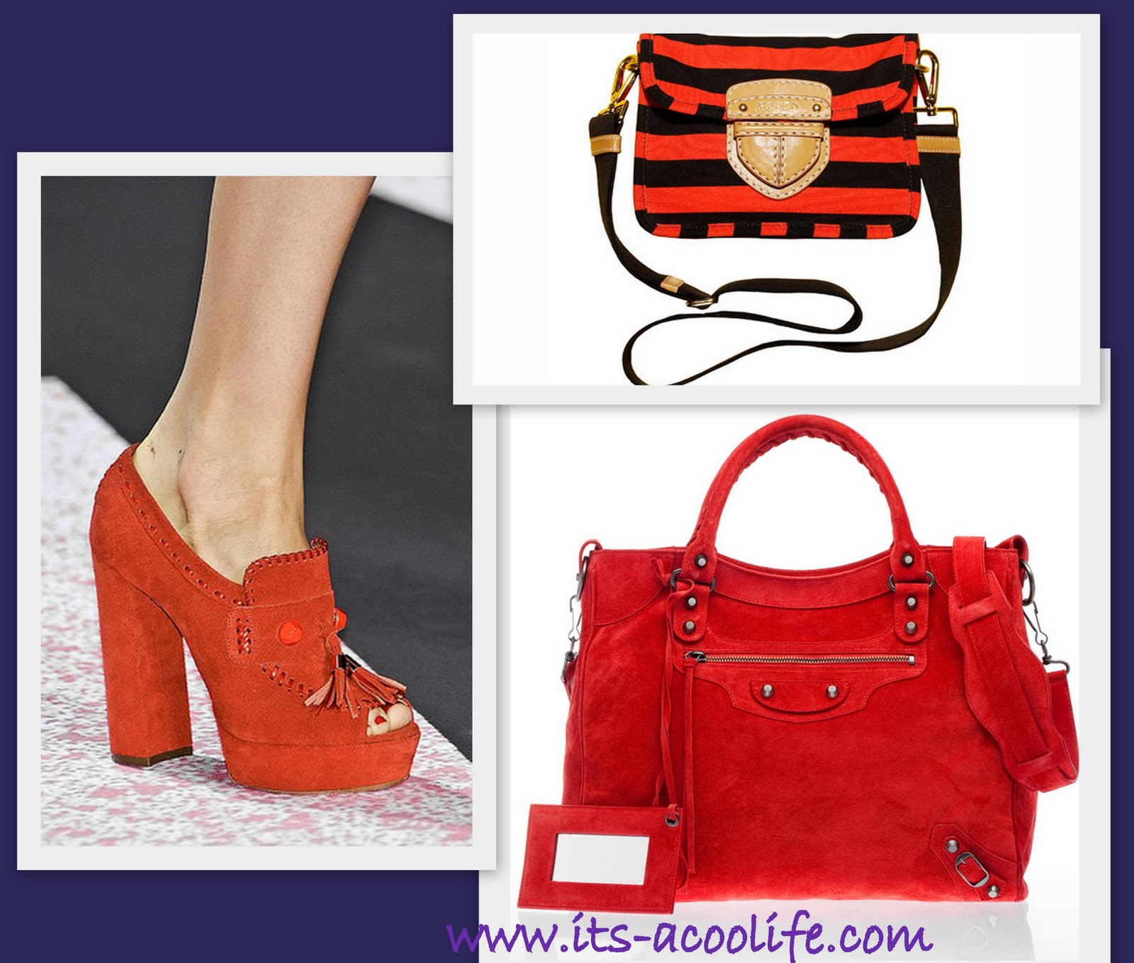 Red Prada Shoes Men