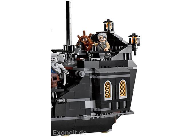 4184 レゴ ブラックパール号(パイレーツ・オブ・カリビアン)