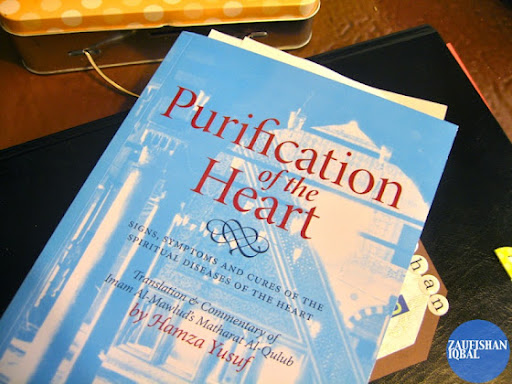 Purification Of The Heart Image