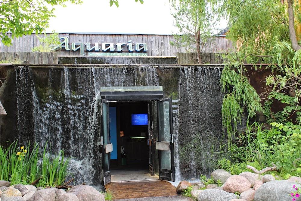 aquaria stockholm