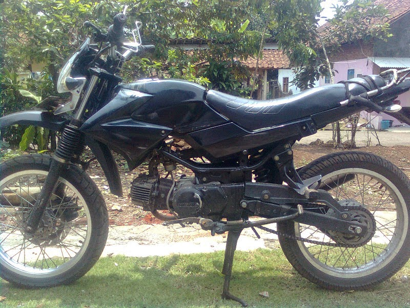 Honda Win Modifikasi Cb 100