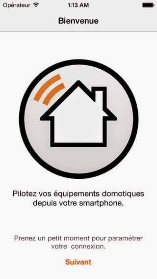 Pilot: un client iOS pour Domoticz
