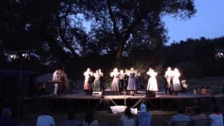Somogy Táncegyüttes 8 rész Bárdudvarnok Falunap 2014 video