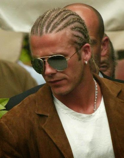 Groovy 20 Beautiful Pictures Of David Beckham Hairstyles Celebrity Short Hairstyles Gunalazisus