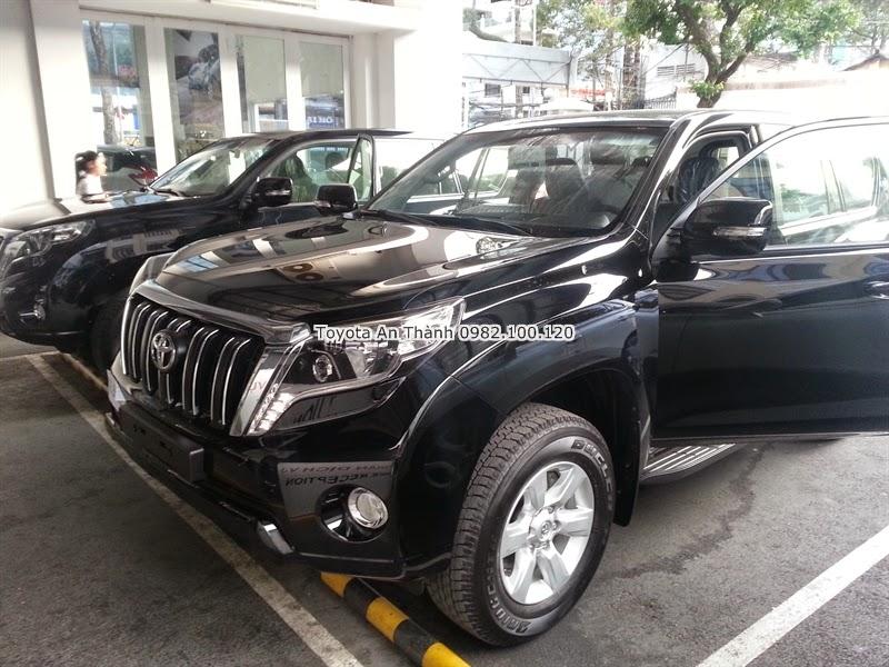 Khuyến Mãi Giá Bán Xe Toyota Land Prado 2015 Nhập Khẩu 02
