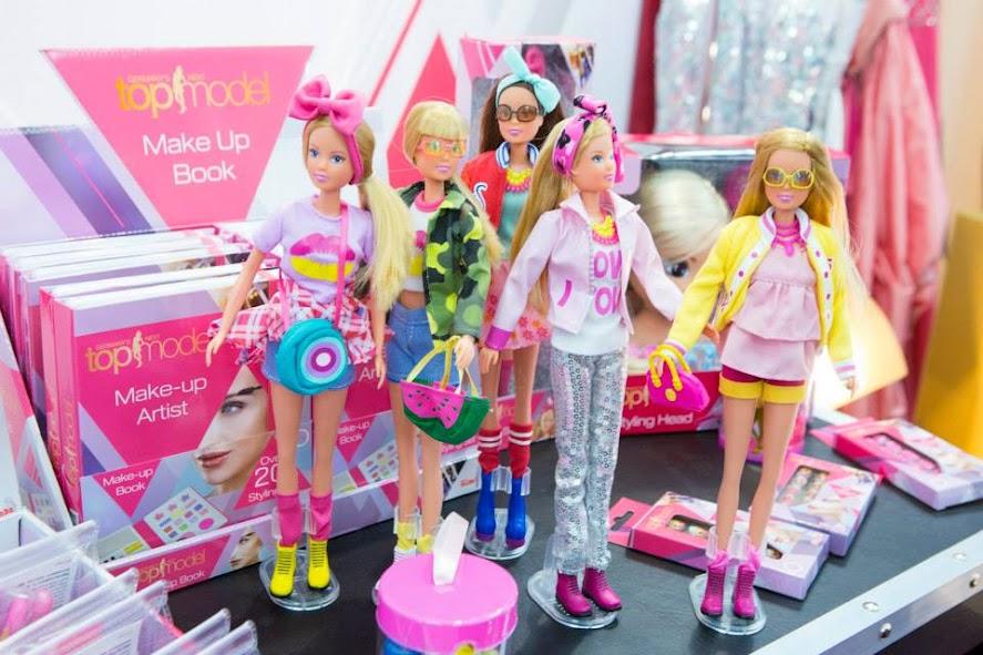 Las nuevas Top Model de Simba Toys presentadas hoy en la Spielwarenmesse 2015