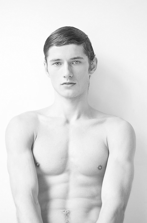 Kipras Baltrunas @ Ford Homme by Rainer Torrado, Paris, February 2012