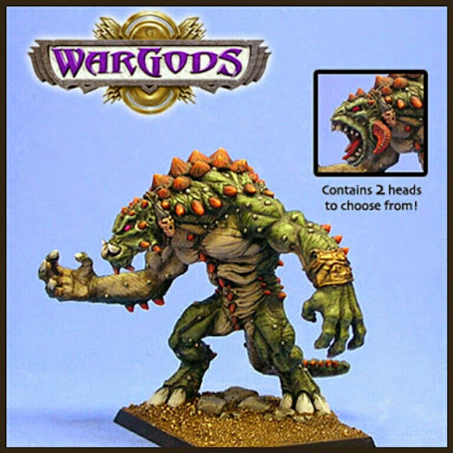 Titan de WarGods
