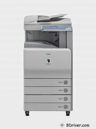 download Canon iRC2570i printer's driver