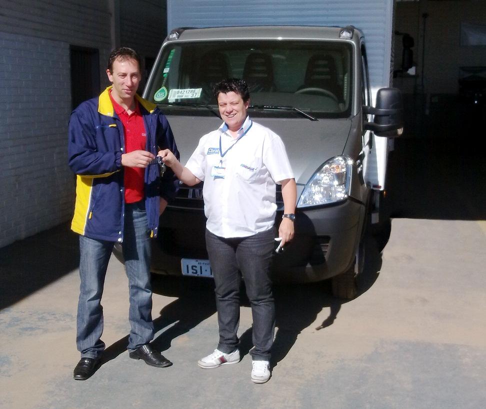 Carboni Iveco de Passo Fundo entrega unidades 0km na região formaco