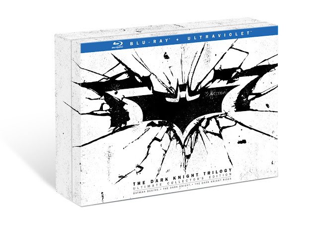 The Dark Knight Trilogy Ultimate Collector's Edition Box