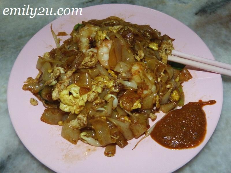 delicious Ipoh food