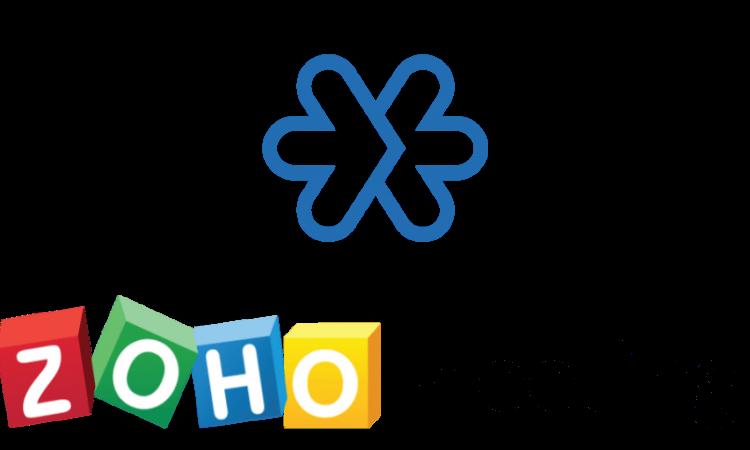 ZohoMeeting logo webinar tool