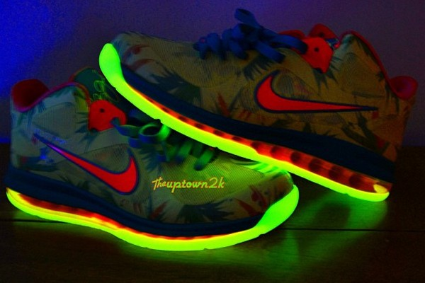 Nike LeBron 9 Low LeBronold Palmer Glows in the Dark