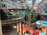 Ein Freizeitpark mitten im Einkaufszentrum (Mall of America)