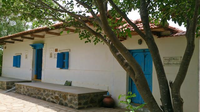 Andhra Pradesh House Architecture (Nalgonda Dist)