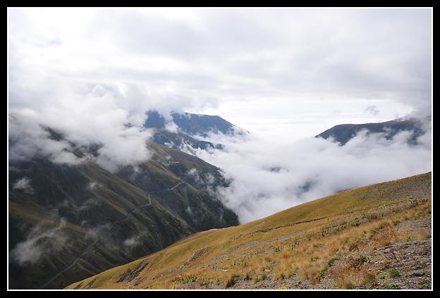 Грузия 2011. Поездка на машине в сентябре