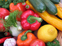 beautiful vegetables