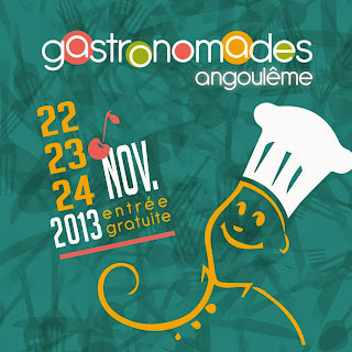 French Village Diaries Gastronomades 2013 Angouleme Food France