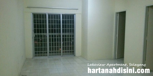 Thumbnail image for Lakeview Apartment, Selayang [SOLD]