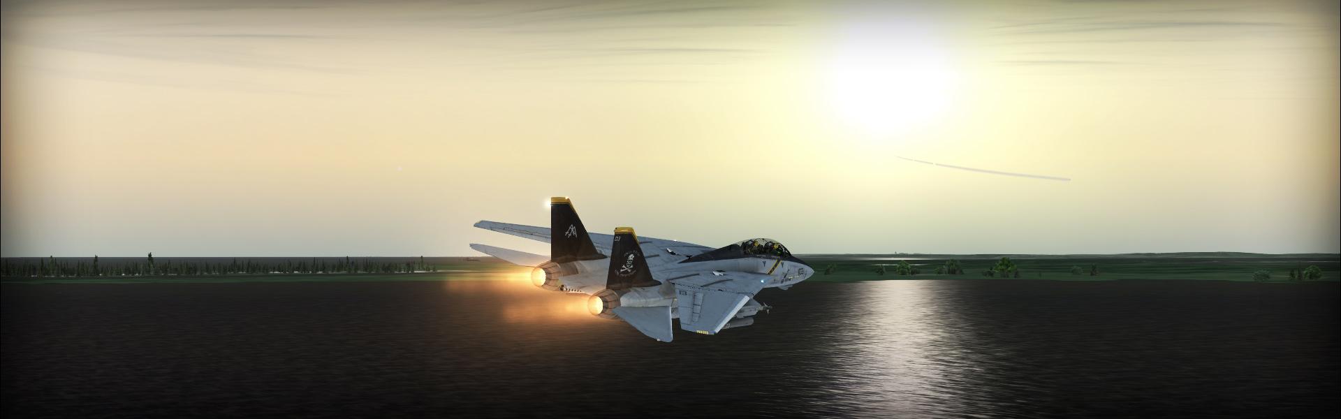 Aerosoft F-14 X – review (6*) - summary • C-Aviation