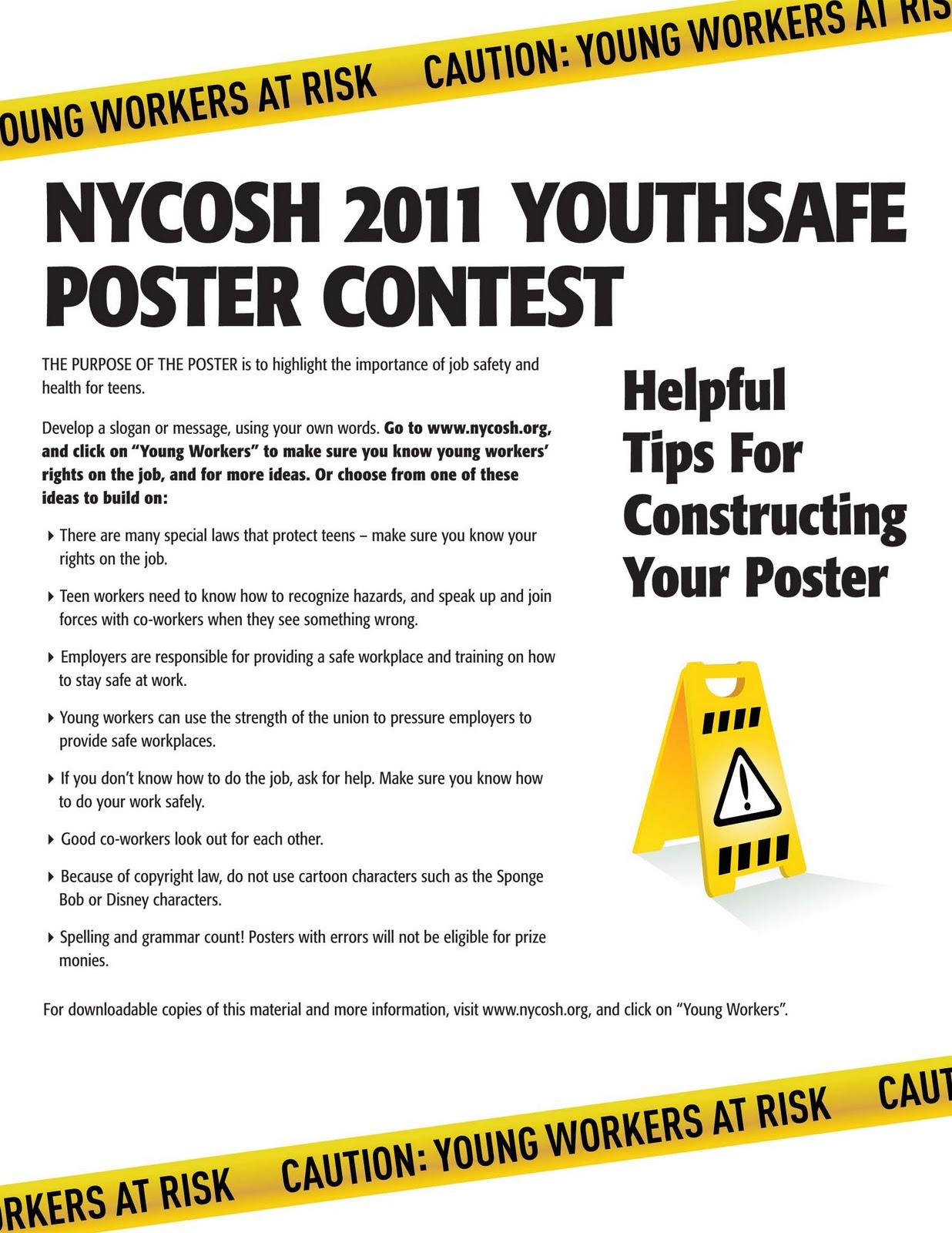 Osha Safety Tips For Teen 20