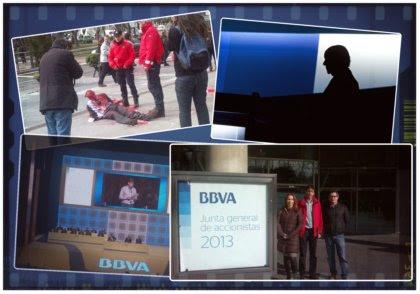 Xunta xeral accionistas BBVA 2013
