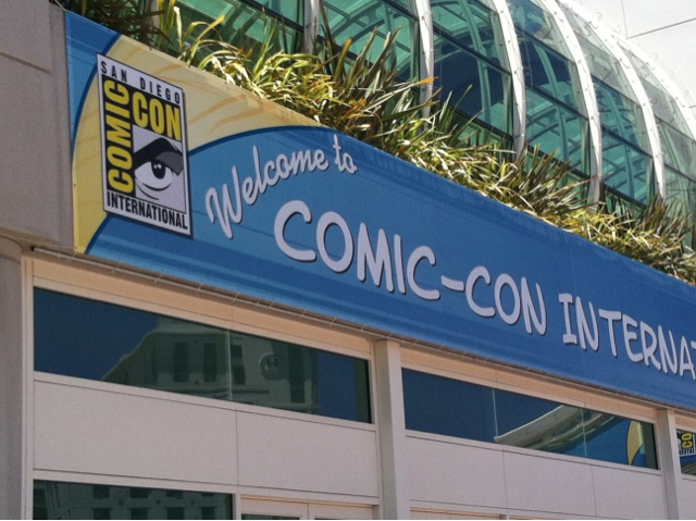 Comic Con by Sarah & her iPhone