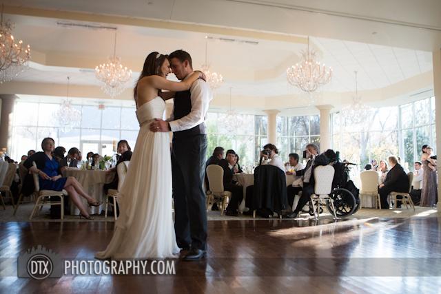 DTX Weddings denton wedding photographer
