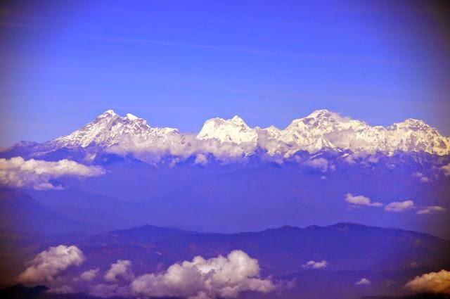 達人帶路-環遊世界-尼泊爾雪山