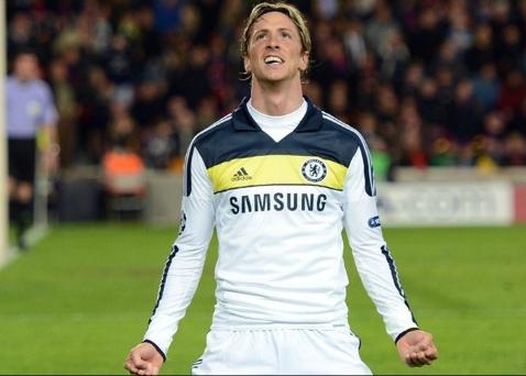 Fernando Torres, Barcelona - Chelsea