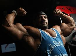 Anwar Seif (aka El-Sayed) - Stunning Egypt Muscular God