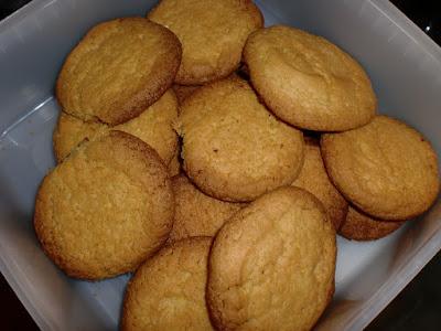 Les Palets Bretons - recette indexée dans les Desserts
