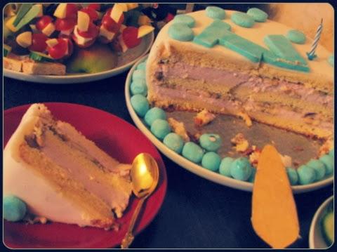 Pirmojo gimtadienio tortas