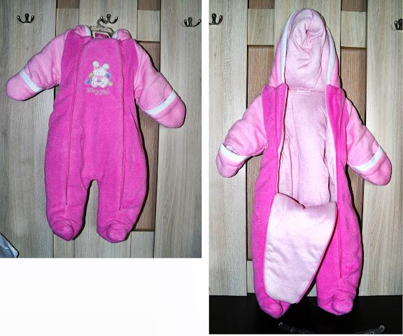 Продам - Теплі комбінезони та костюм для дівчинки чи хлопчика до 12 місяців   6dc59148bdb70