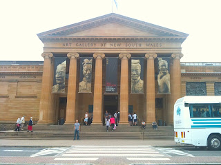 Terracotta Warriors invade Sydney's Art Museum