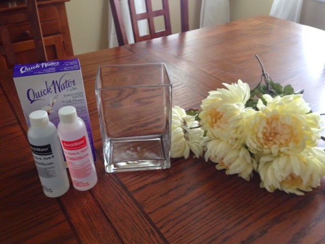 Motherhood And Everything In Between Diyfake Water Vases