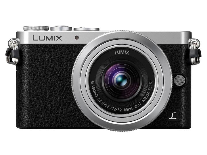 Panasonic Lumix GM1 - L'hybride le plus compact du marché GM_s_front_H_FS12032